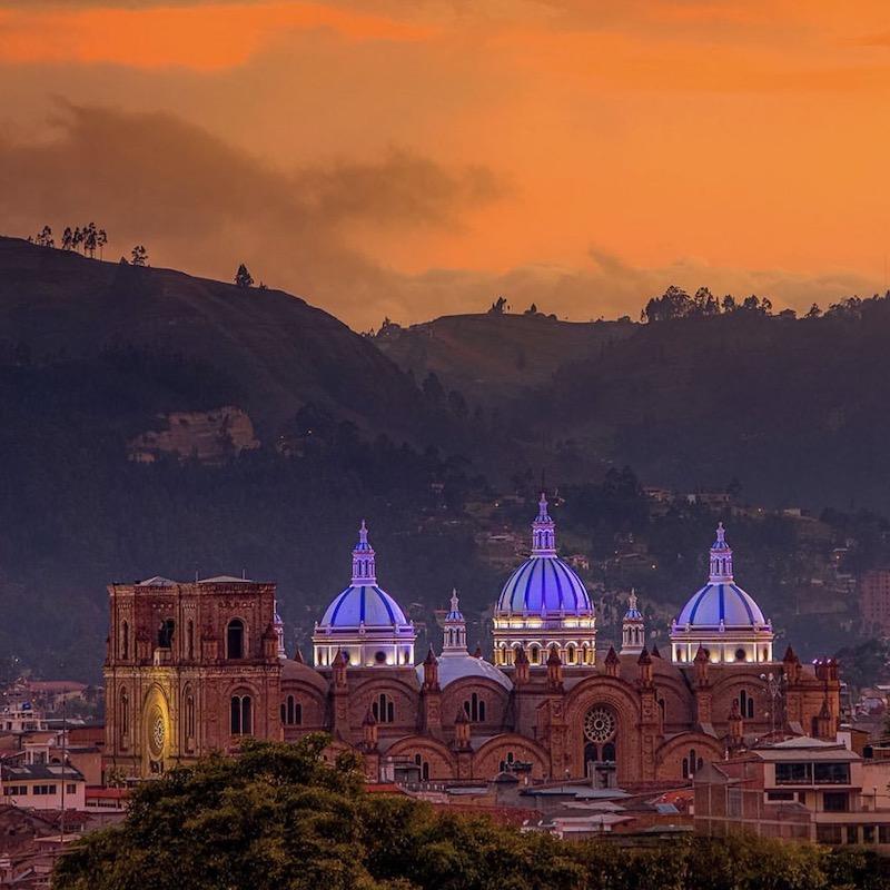 Cúpulas-Cuenca