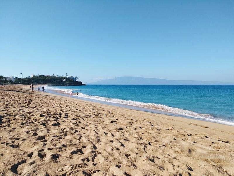 Ka'anapali-Beach-Maui-Hawaii